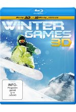 Winter Games  (inkl. 2D-Version) Blu-ray 3D-Cover