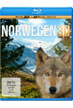 Norwegen  (inkl. 2D-Version) Blu-ray 3D-Cover