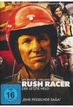 The Rush Racer - Der letzte Held DVD-Cover