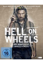 Hell on Wheels - Die komplette zweite Staffel  [3 BRs] Blu-ray-Cover