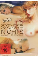 Savage Nights - Unerfüllte Begierde - Uncut DVD-Cover