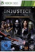Injustice: Götter unter uns (Ultimate Edition) Cover