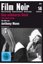 Das schwarze Buch - Film Noir Collection 14 DVD-Cover