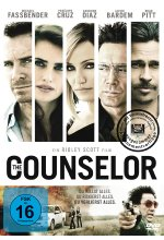 The Counselor DVD-Cover