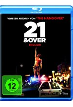 21 & Over - Endlich! Blu-ray-Cover