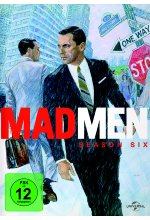 Mad Men - Season 6  [4 DVDs] DVD-Cover