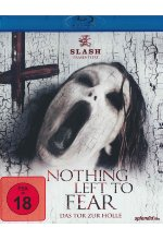 Nothing Left to Fear Blu-ray-Cover