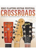 Eric Clapton - Crossroads Guitar Festival 2013  [2 DVDs]<br> DVD-Cover