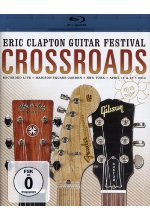 Eric Clapton - Crossroads Guitar Festival 2013  [2 BRs]<br> Blu-ray-Cover
