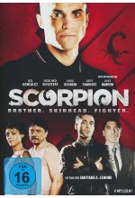 Scorpion - Brother. Skinhead. Fighter. DVD-Cover