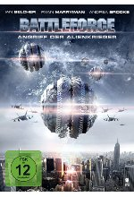 Battleforce - Angriff der Alienkrieger DVD-Cover