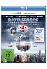 Battleforce - Angriff der Alienkrieger Blu-ray 3D-Cover