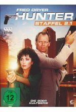 Hunter - Staffel 2.1  [3 DVDs] DVD-Cover