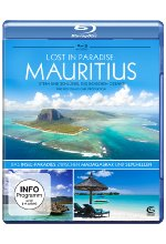 Lost in Paradise - Mauritius Blu-ray-Cover