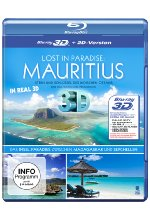 Lost in Paradise - Mauritius  (inkl. 2D-Version) Blu-ray 3D-Cover