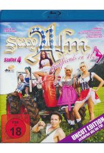 Sexy Alm - Girlfriends on Tour - Staffel 4 - Uncut Edition Blu-ray-Cover