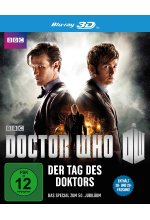 Doctor Who - Der Tag des Doktors  (inkl. 2D-Version) Blu-ray 3D-Cover