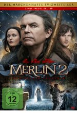 Merlin - Teil 2  [SE] [2 DVDs] DVD-Cover