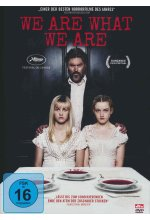 We are what we are DVD-Cover