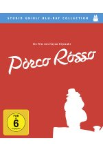 Porco Rosso - Studio Ghibli Blu-ray Collection Blu-ray-Cover