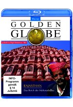 Rajasthan - Golden Globe Blu-ray-Cover