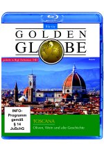 Toscana - Golden Globe Blu-ray-Cover