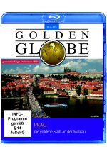 Prag - Golden Globe Blu-ray-Cover
