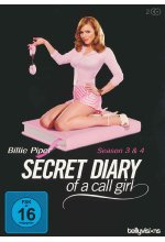 Secret Diary of a Call Girl - Season 3&4  [2 DVDs] DVD-Cover