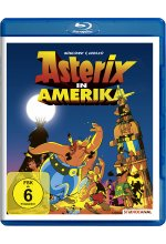Asterix - In Amerika Blu-ray-Cover