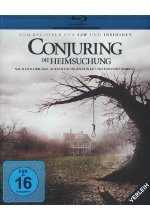 Conjuring - Die Heimsuchung Blu-ray-Cover