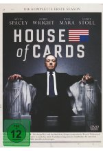 House of Cards - Season 1  [4 DVDs] DVD-Cover