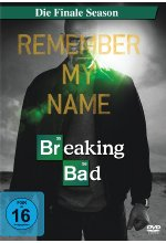 Breaking Bad - Season 6  [3 DVDs] DVD-Cover