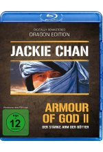 Jackie Chan - Armour of God 2 - Der starke Arm der Götter - Dragon Edition Blu-ray-Cover