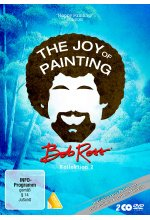 Bob Ross - The Joy of Painting - Kollektion 2  [2 DVDs] DVD-Cover