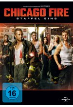 Chicago Fire - Staffel 1  [6 DVDs] DVD-Cover