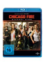 Chicago Fire - Staffel 1  [5 BRs] Blu-ray-Cover