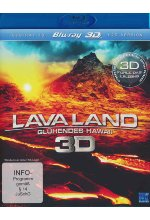 Lava Land - Glühendes Hawaii  (inkl. 2D-Version) Blu-ray 3D-Cover