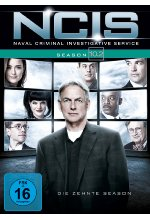 NCIS - Naval Criminal Investigate Service/Season 10.2  [3 DVDs] DVD-Cover