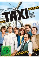 Taxi - Staffel 2  [3 DVDs] DVD-Cover
