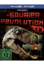 Die Saurier-Revolution  (inkl. 2D-Version) Blu-ray 3D-Cover