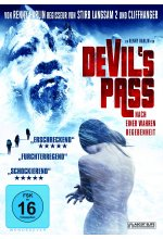 Devil's Pass DVD-Cover