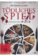 Tödliches Spiel - Would you rather? DVD-Cover