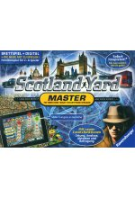 Scotland Yard Master Strategiespiel Cover