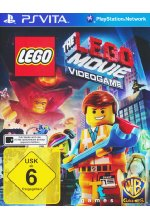 LEGO - The LEGO Movie Videogame Cover