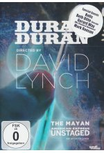 Duran Duran - Unstaged DVD-Cover