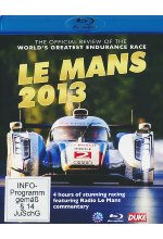Le Mans 2013 Blu-ray-Cover