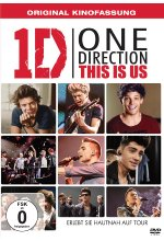 One Direction - This is Us DVD-Cover