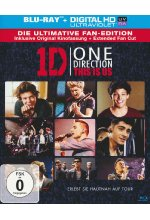 One Direction - This is Us - Die Ultimative Fan-Edition Blu-ray-Cover