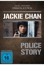 Police Story - Dragon Edition DVD-Cover