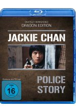 Police Story - Dragon Edition Blu-ray-Cover